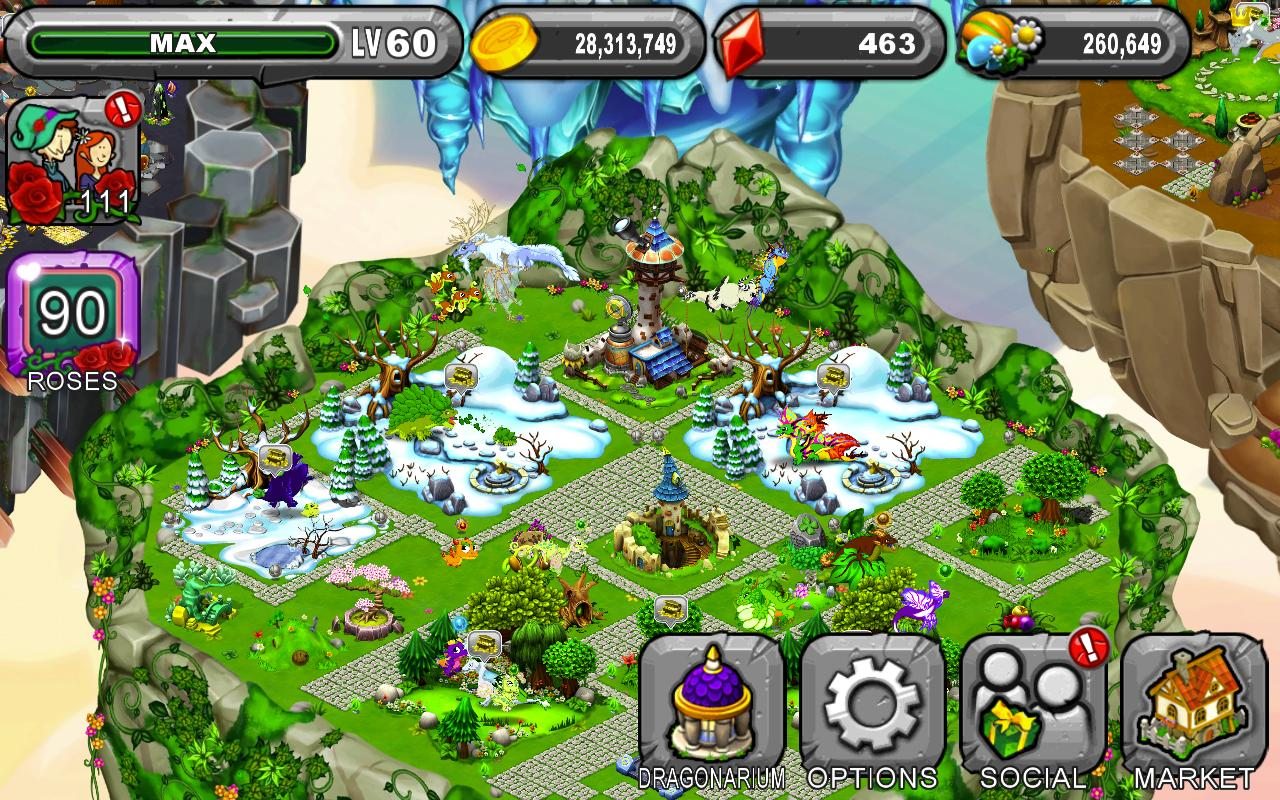 DragonVale Screenshot 5