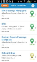 Screenshot of Jakarta Guide, Hotels, Weather