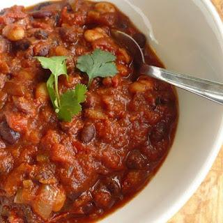 Instant Coffee Chili Recipes