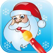Free Christmas Coloring Book APK for Windows 8
