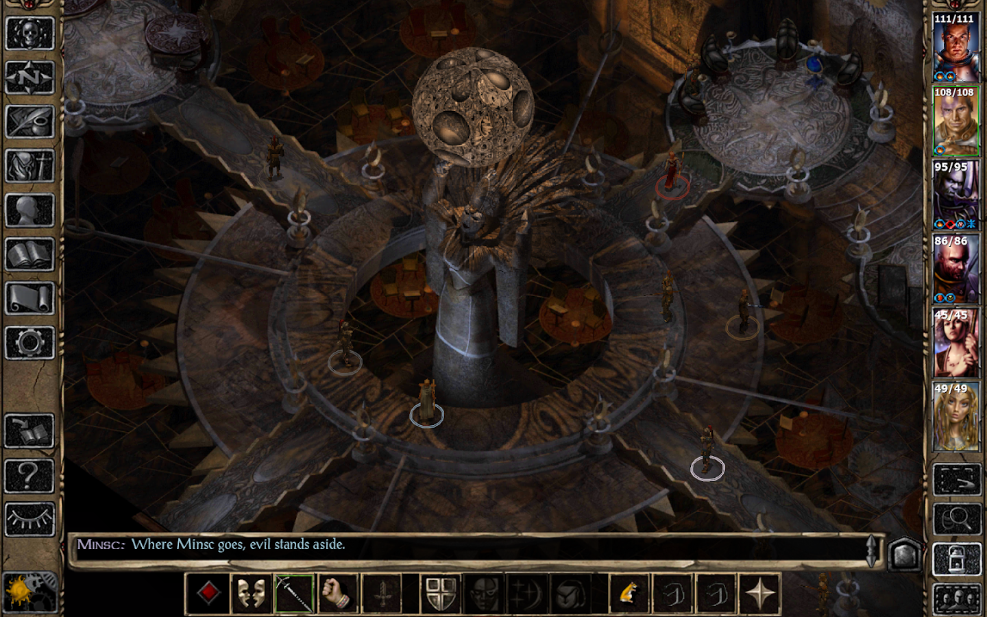 Baldur's Gate II Screenshot 18