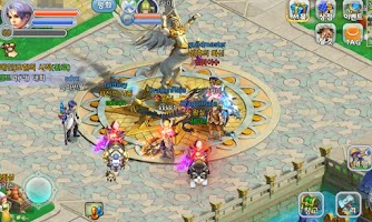 Screenshot of War Valley Online