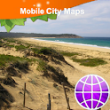 Bournda National Park Map icon