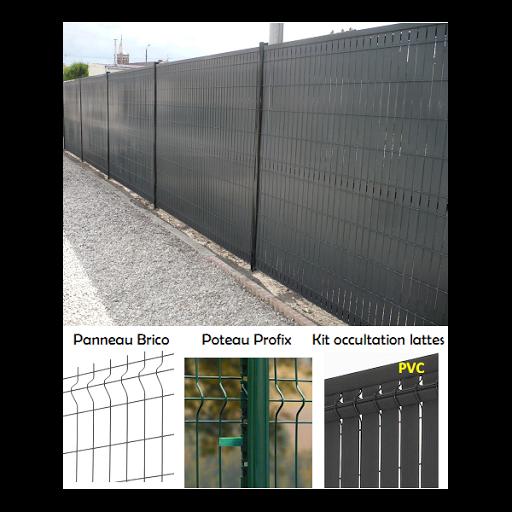 Acheter portillon bois extra h 1m80 x p 1m00 flers en for Acheter portillon