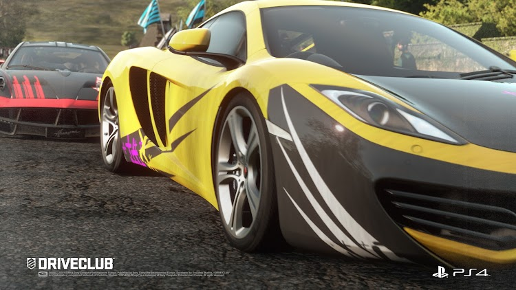 Evolution adds more multiplayer events to Driveclub as they continue to work on the game's server issues