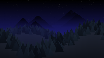 Screenshot of Forest Live Wallpaper