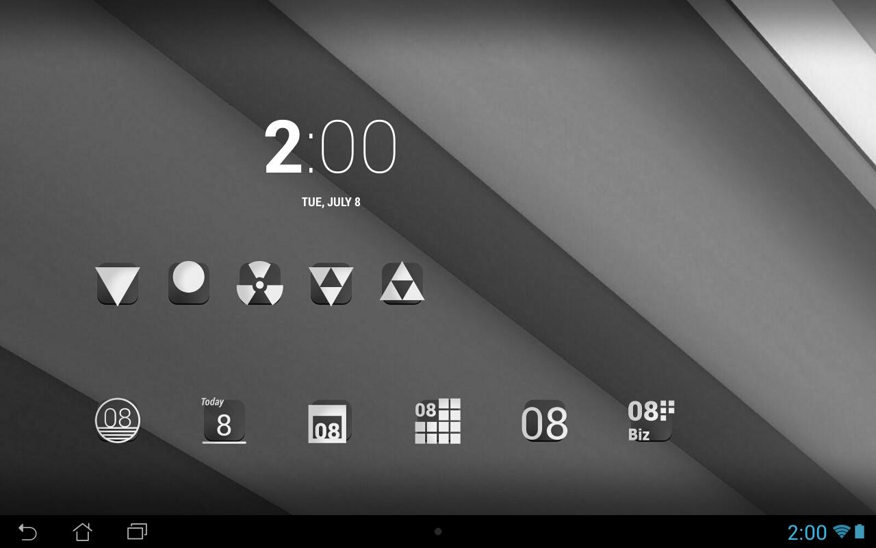 WTE - Icon Pack Screenshot 3