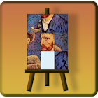 Van Gogh slidepuzzle icon