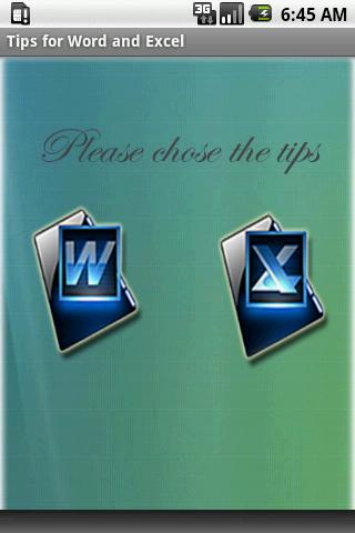 Tips for Word and Excel