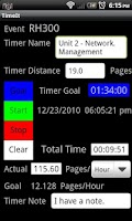 Screenshot of TimeIt