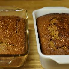 Whole Wheat Millet Pumpkin Bread
