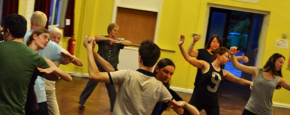 Hampton Dance Class