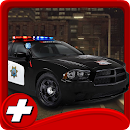 Police Car Parking Simulation icon