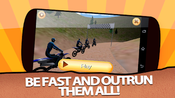 Screenshot of Mad Motocross