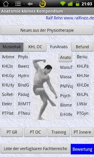 Physiokompendium Anatomie