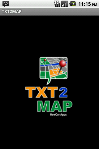 【免費交通運輸App】txt2map Free-APP點子