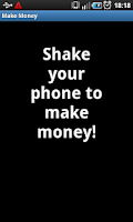 Screenshot of Make Money