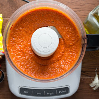 Red Pepper Harissa Dip