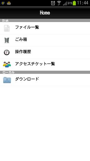 ServersMan Disk