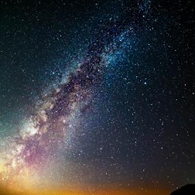 by Umair Khan - Landscapes Starscapes (  )