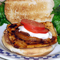 Barbecue Tofu Sandwiches