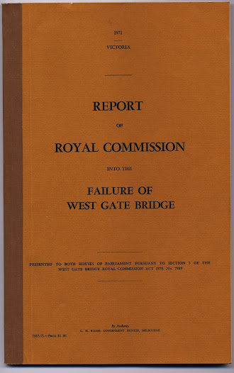 Repoort of the Royal Commission