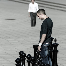 Pionul - The Pawn by Constantinescu Adrian Radu - People Street & Candids