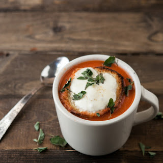 Roasted Tomato Soup (The Sprouted Kitchen)