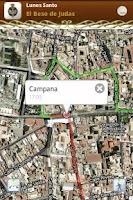 Screenshot of Sevilla Cofrade 2011