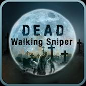 Game Dead Walking Sniper APK for Kindle