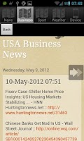 Screenshot of USA News Now