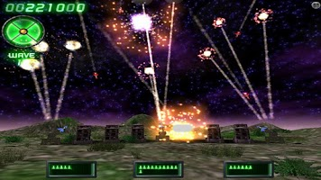 Screenshot of Warheads -- FREE!