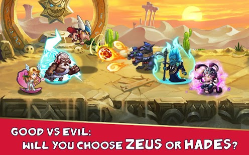 Gods Rush APK for Bluestacks