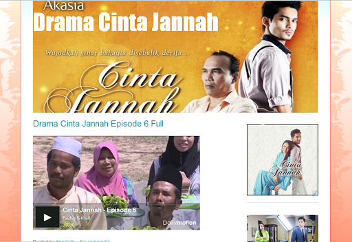drama-cinta-jannah for android screenshot