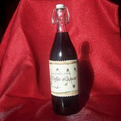 Home-Made Coffee Liqueur
