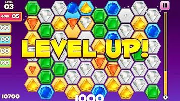 Screenshot of Jewels Swipe: Pocket Gems