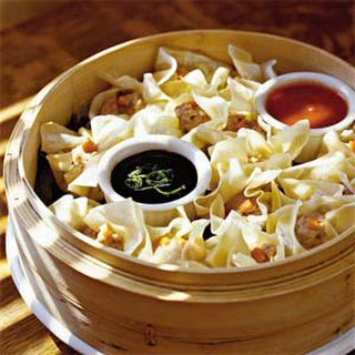 Make-Ahead Pork Dumplings