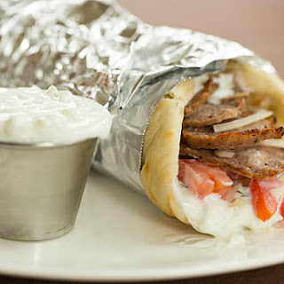 Gyros With Lamb Recipes