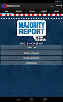 Screenshot of Majority Report