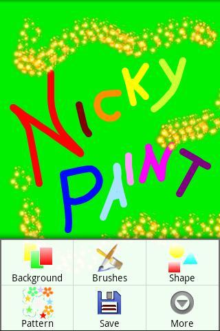 Nicky Paint