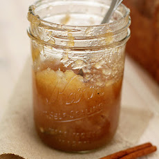 Vanilla Spiced Pear Butter