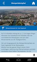 Screenshot of Donau erleben