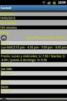 Screenshot of Calendario de eventos de Peru