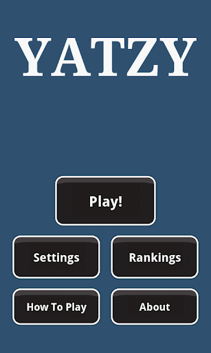 yatzy for android screenshot