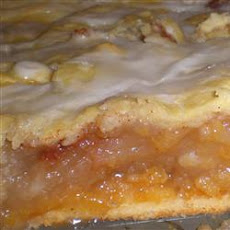 Danish Pastry Apple Bars II