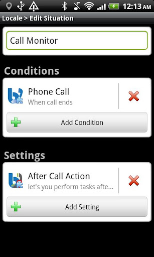 After Call Tasker Plug-in