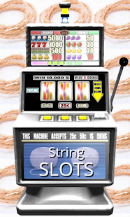String Slots - Free - screenshot