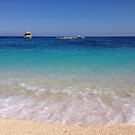 Blue Sardinia by Antonello Madau - Instagram & Mobile iPhone