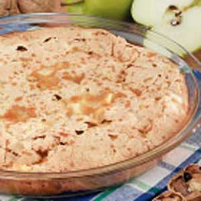 Swiss Apple Pie