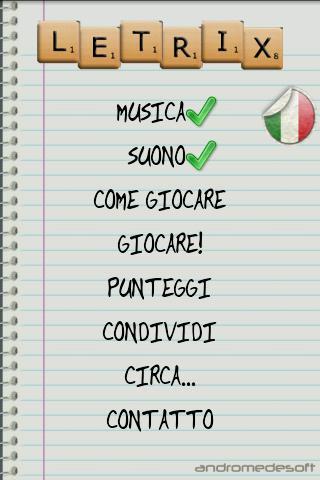 Letrix Pro Italiano